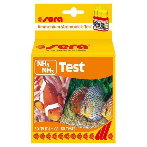 sera NH4/NH3-Test / Ammonium/Ammoniak-Test