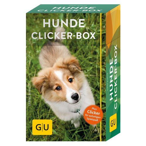 GU Hunde Clicker Box von Sabnine Winkler