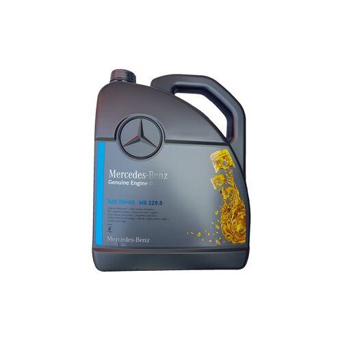 Mercedes Mercedes MB 229.5 5W-40 5 Liter Kanne