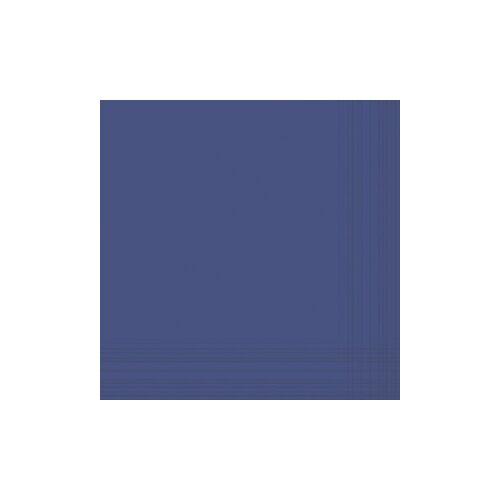 Duni GmbH & Co. KG DUNI Maître Premium-Servietten aus Dunicel, Mundtuch im Format: 41 x 41 cm, 1 Karton = 10 x 50 Stück, dunkelblau