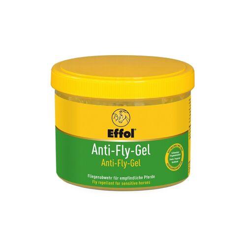 SCHWEIZER EFFAX GMBH Effol Anti-Fly-Gel Insektenabwehrgel, Insektenschutzgel für stark schwitzende und sensible Pferde, 500 ml - Dose mit Schwamm