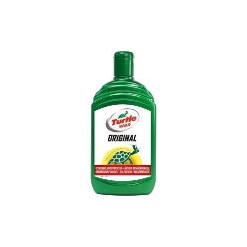 Turtle Wax Inc TURTLE WAX ORGINAL Autowachs, Perfekter Wachs für die Autopolitur, 500 ml - Flasche
