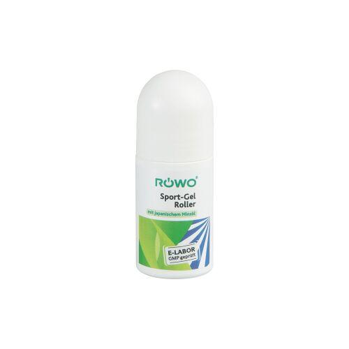 Sporto-med. GmbH RÖWO® Sport-Gel, entzündungshemmend, lindert Schmerzen, 50 ml - Roller