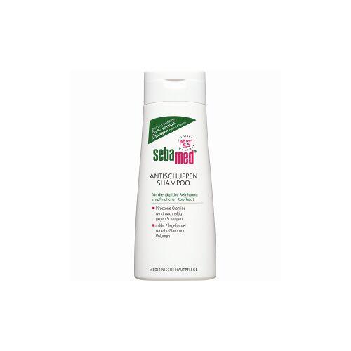 sebamed® Antischuppen Shampoo, Für sehr empfindliche Kopfhaut , 200 ml - Flasche