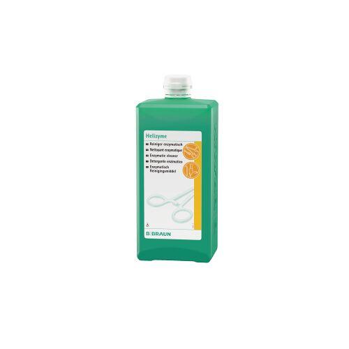 Braun B. Braun Helizyme® Enzymreiniger, Enzymatischer Reiniger für Instrumente und Endoskope, 1000 ml - Flasche