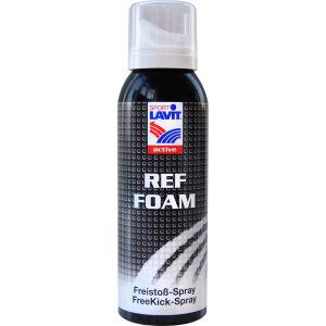 SCHWEIZER EFFAX GMBH SPORT LAVIT® REF FOAM Freistoßspray, Zur Markierung von Spielsituationen beim Fußball, 125 ml - Sprühdose