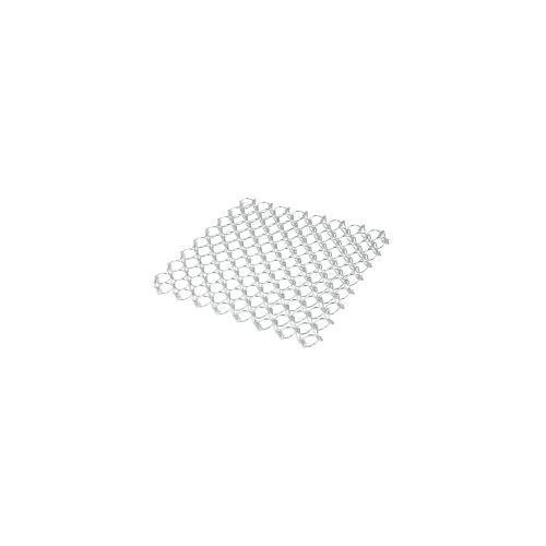 Metaltex Deutschland GmbH Metaltex Spiraltopfuntersatz, verzinnt, Stabiler Topfuntersetzer für heiße Töpfe und Pfannen, Maße: 18 x 18 cm
