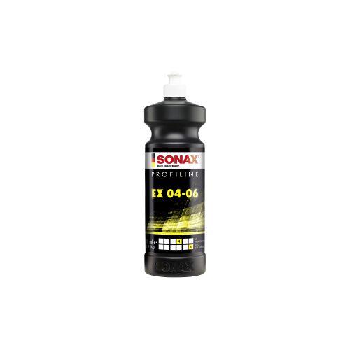 Sonax GmbH SONAX Profipolitur PROFILINE EX 04-06, Spezielle Politur für die Exzenterverarbeitung, 1000 ml - Flasche