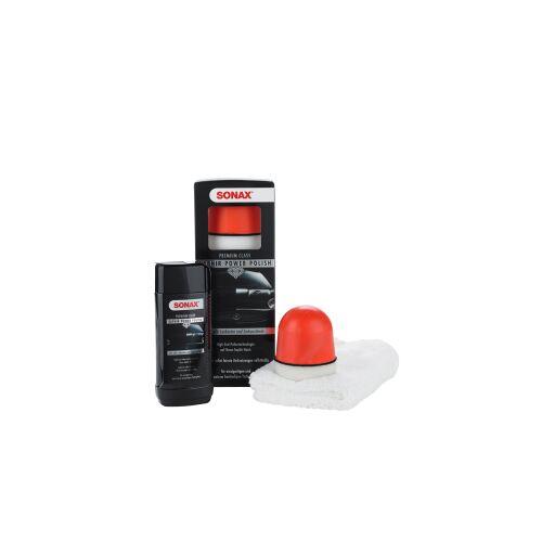 Sonax GmbH SONAX PremiumClass Saphir Power Polish Politur, High-End Politur auf Nano Saphir Basis für Ihr Auto, 250 ml - Flasche