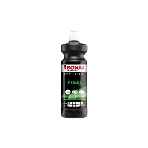 Sonax GmbH SONAX Politur PROFILINE Final, Milde Hochglanzpolitur mit Schnellversiegelun, 1000 ml - Flasche