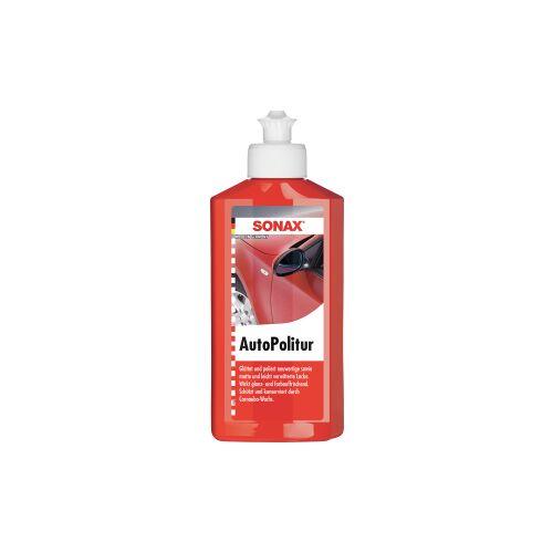 Sonax GmbH SONAX Autopolitur, Glanz- und farbauffrischend Lackpolitur , 250 ml - Flasche