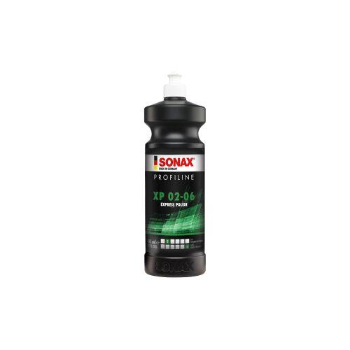 Sonax GmbH SONAX Politur PROFILINE XP 02-06 , Lackpolitur mit Versiegelung für die einstufige Behandlung, 1 Liter - Flasche