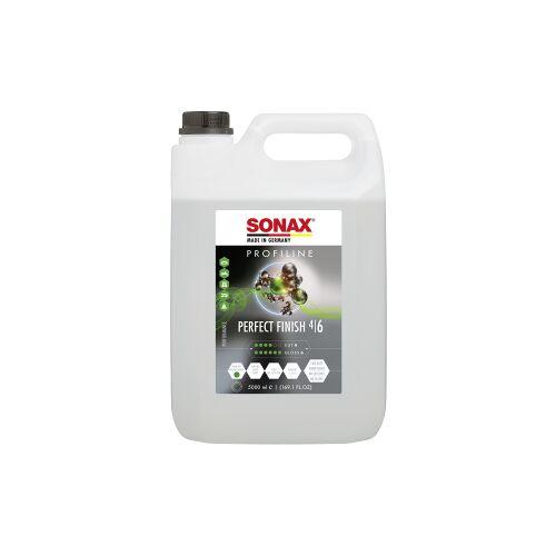 Sonax GmbH SONAX PROFILINE PerfectFinish Politur, Finishpolitur für angeschliffene oder mit Schleifpolituren bearbeitete Lacke, 5 Liter - Kanister