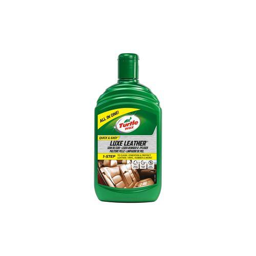Turtle Wax Inc TURTLE WAX Leder komplett Reinigung & Pflege, Idealer Reiniger für Ledersitze, 500 ml - Flasche