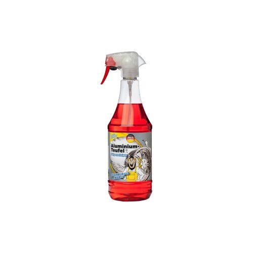 Tuga Chemie GmbH TUGA CHEMIE Aluminium-Teufel® Felgenreiniger Intensiv, Der extrem kraftvolle Felgenreiniger mit Langzeitwirkung, 1000 ml - Flasche