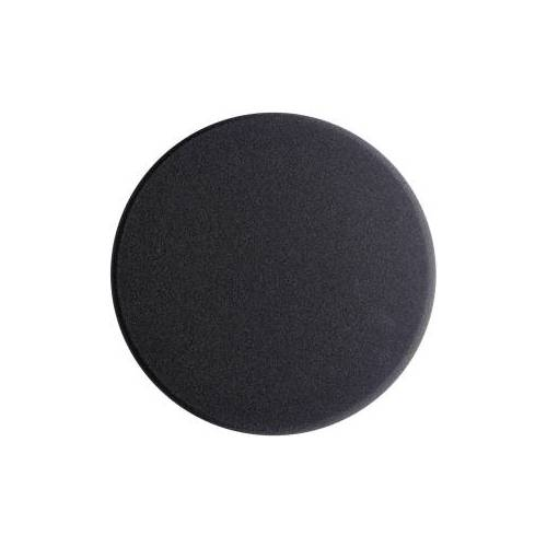 Sonax GmbH SONAX PolierSchwamm (extraweich) AntiHologrammPad, Ø 200 mm, Supersofter feinporiger Schwamm zum maschinellen Finishpolieren von Lacken, Farbe: grau