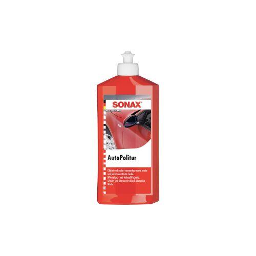 Sonax GmbH SONAX AutoPolitur, Wirkt glanz- und farbauffrischend, 500 ml - Flasche