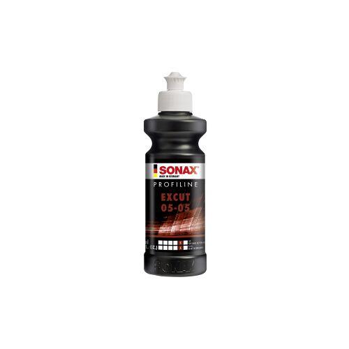Sonax GmbH SONAX PROFILINE ExCut 05-05 Schleifpaste, Abrasive Schleifpaste für die Exzenterverarbeitung, 250 ml - Flasche