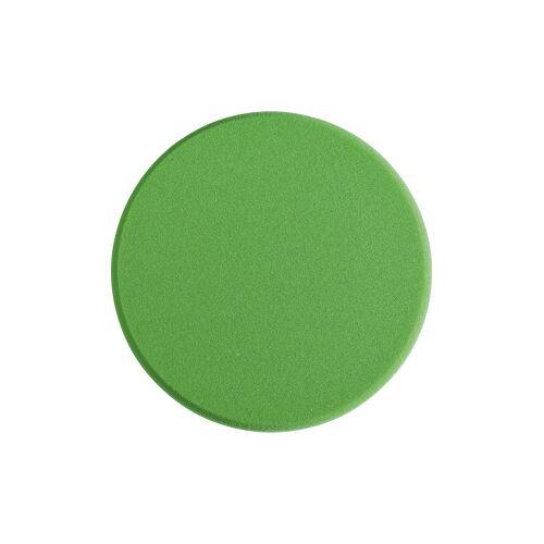 Sonax GmbH SONAX PolierSchwamm (medium) StandardPad, Ø 200 mm, Mittelharter feinporiger Schwamm zum maschinellen Polieren von Lacken, Farbe: grün