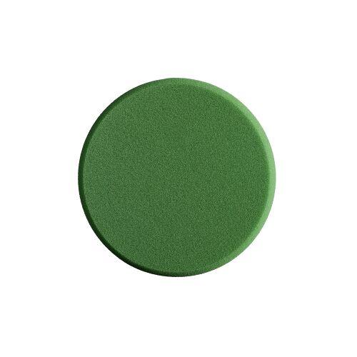 Sonax GmbH SONAX PolierSchwamm (medium) StandardPad, Ø 160 mm, Mittelharter feinporiger Schwamm zum maschinellen Polieren von Lacken, Farbe: grün