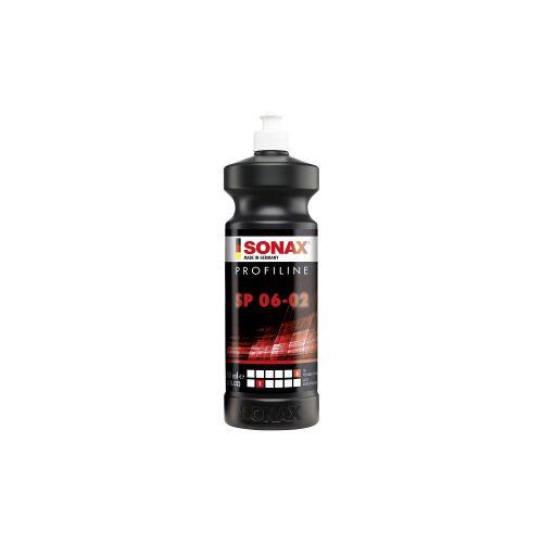 Sonax GmbH SONAX PROFILINE SP 06-02 Schleifpaste, mit hohem Schleifmittelanteil, ideal zur Restaurierung von Autolacken, 1000 ml - Flasche