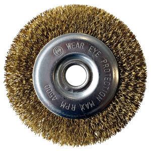 Gloria Haus- und Gartengeräte GmbH GLORIA MultiBrush Fugenbürste, Draht-Fugenbürste zur Entfernung von Unkraut, Durchmesser: 110 mm, Breite: 15 mm