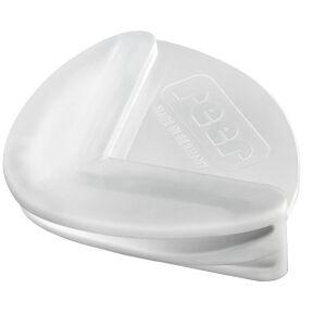 reer GmbH reer Eckenschutz, Hochwertiger Ecken-Entschärfer zum Schutz vor Verletzungen an Möbelecken, 1 Packung = 4 Stück