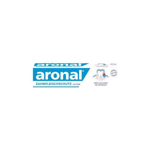 aronal Zahnpasta, Stärkt und schützt das Zahnfleisch, 75 ml - Tube