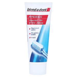 Procter & Gamble Service GmbH blend-a-dent Reinigungscreme, Reinigungscreme hygienic Spezial, 75 ml - Tube