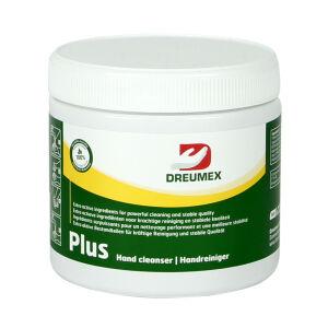 Dreumex B.V. Dreumex Handreiniger Plus, Reinigungsgel für hartnäckigen Schmutz, 600 ml - Dose