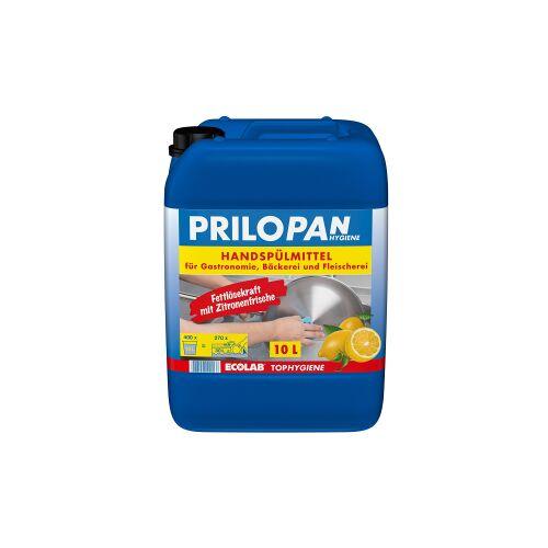 Ecolab GmbH & Co. OHG ECOLAB Prilopan Handspülmittel, Für besonders hohe Fettlösekraft mit Zitronenfrische, 10 Liter - Kanister