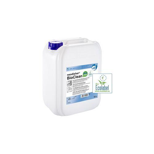 Chemische Fabrik Dr. Weigert GmbH & Co. KG Dr. Weigert neodisher BioClean Geschirreiniger, Flüssigreiniger für das maschinelle Geschirrspülen, kennzeichnungsfrei, 10 Liter - Kanister