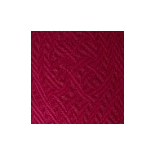 Duni GmbH & Co. KG Duni Lily Elegance Servietten, Mundtuchserviette für die schnelle Veränderung in Stil und Farbe, 1 Karton = 6 x 40 Servietten, bordeaux