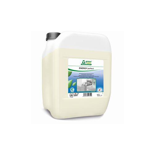Tana Chemie GmbH TANA green care ENERGY perfect Geschirrreiniger, Hochleistungs-Geschirrreiniger mit hoher Fettlösekraft, 15 l - Kanister