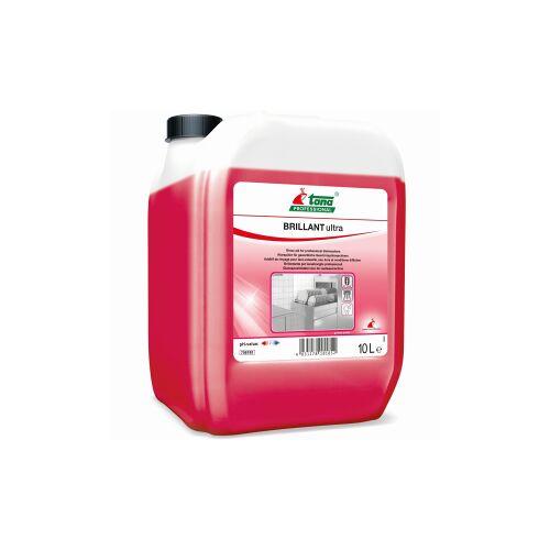 Tana Chemie GmbH TANA BRILLANT ultra Klarspüler, Klarspüler für Geschirrspülmaschinen, 10 l - Kanister