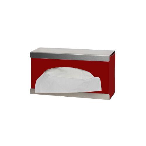 VAR GmbH VAR Handschuhhalter, Edelstahl, offen, Halterungen für Handschuh-/ Handtuchboxen, Einfach, offen