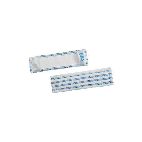 Pfennig Reinigungstechnik GmbH PPS Pfennig Reinraum Mopp MicroSicuro mit Taschen, Mit Hinterfütterung, Vorgewaschen, Breite: 40 cm