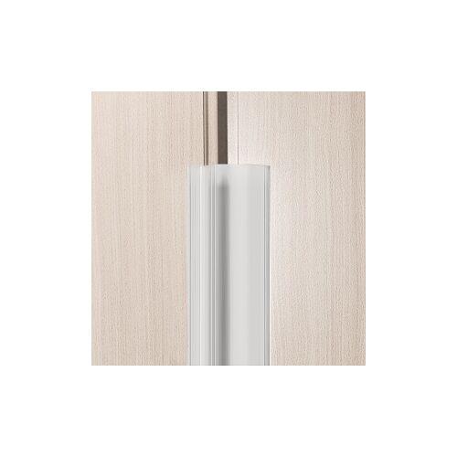 reer GmbH reer Fingerklemmschutz, für die Schanierseite der Tür, Sicherer Klemmschutz aus Kunststoff, Höhe: 180 cm