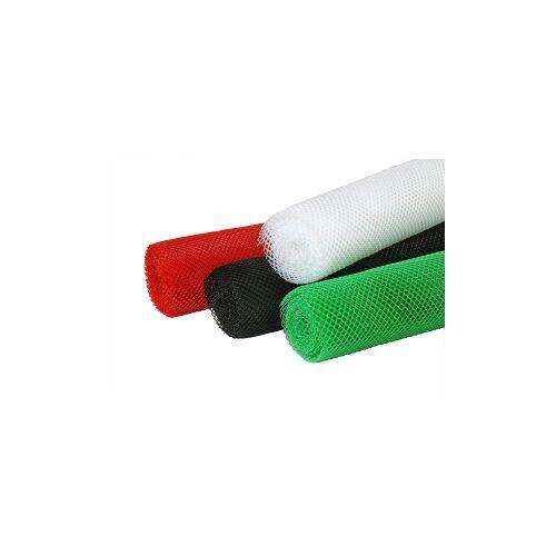 Fuchs Gastronomiebedarf GmbH Rollmatten, 60 cm x 5 m, Abtropfablagen trocken die Gläser hygienisch, Farbe: rot