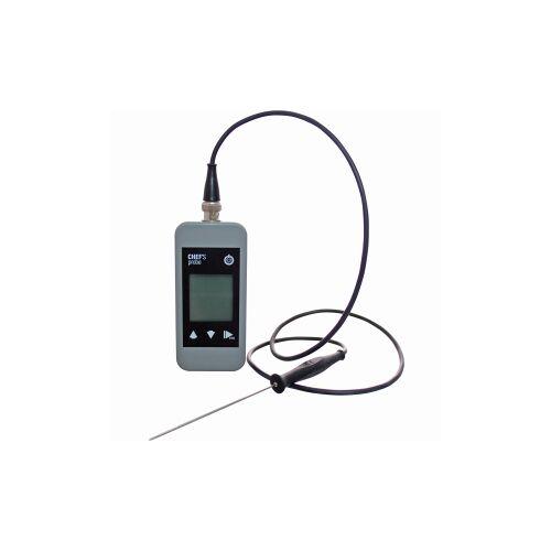 """Schneider GmbH """"SCHNEIDER Thermometer """"""""Chef's probe"""""""", Für professionelle Wareneingangskontrolle, 80 cm Kabel, 2 x AA Batterien"""""""