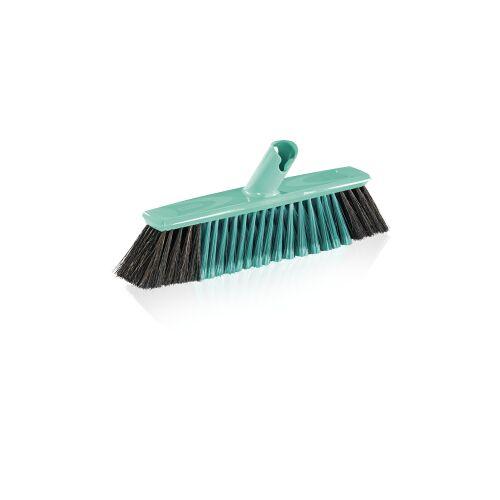 Leifheit AG LEIFHEIT Xtra Clean Parkett Besen, Stubenbesen mit neuen innovativen X-Borsten, Breite: 30 cm