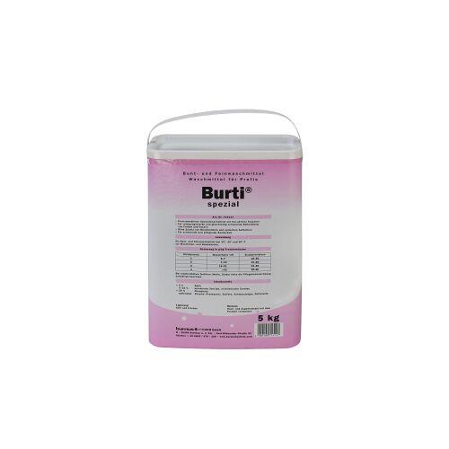 Burnus GmbH burti spezial von Burnus Waschmittel, Enzymatisches Bunt- und Feinwaschmittel, 5 kg - Trommel