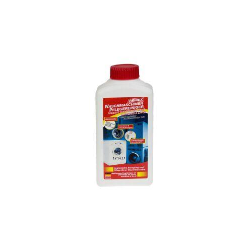 Reinex Chemie GmbH Reinex Waschmaschinenpfleger, entfernt zuverlässig Gerüche, Kalk und Beläge, 250 ml - Flasche