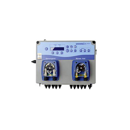 Meditrade GmbH GASTROzid® T50 Dosiergerät für Klarspüler und Geschirrreiniger, Kombidosierer für Hauben- und Bandspülmaschinen, 1 Stück