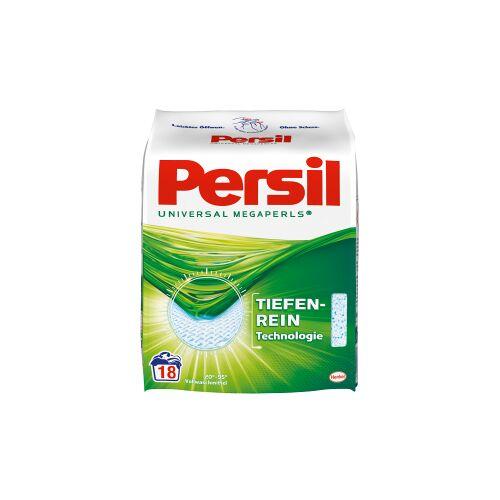 Henkel AG & Co. KGaA Persil Universal Megaperls® Waschmittel, Universalwaschpulverl mit Anti-Grau-Formel und Kaltkraft-Formel, 1,332 kg - Packung für ca. 18 Waschladungen