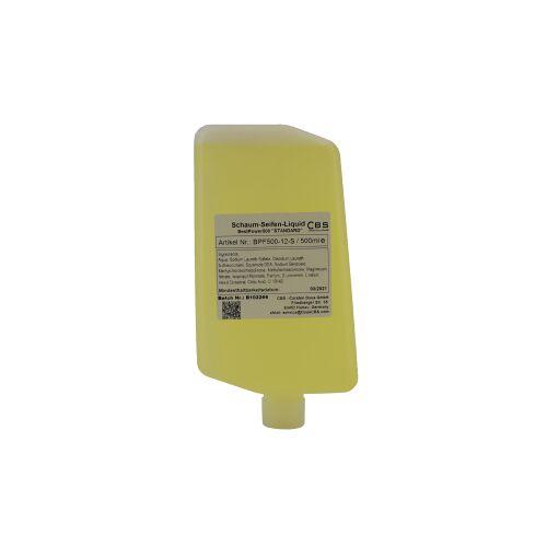 Schaumseifenkonzentrat CBS BestPower500, 1 Karton = 12 Flaschen à 500 ml, Standard