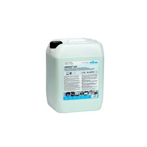 Kiehl-Unternehmens-Gruppe Kiehl ARENAS®-soft Weichspüler, Weichspüler mit Langzeitfrische-Formel, 20 l - Kanister