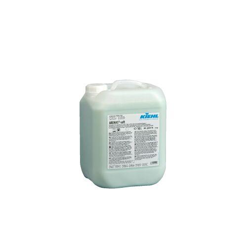 Kiehl-Unternehmens-Gruppe Kiehl ARENAS®-soft Weichspüler, Weichspüler mit Langzeitfrische-Formel, 10 l - Kanister