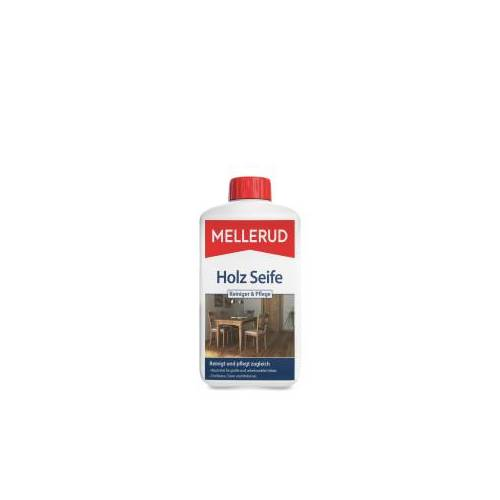 MELLERUD CHEMIE GMBH MELLERUD Holz Seife Reiniger & Pflege, Reinigt und pflegt schonend , 1000 ml - Flasche