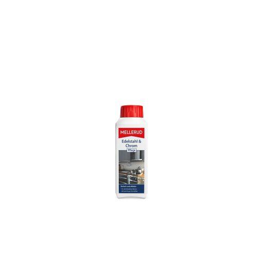 MELLERUD CHEMIE GMBH MELLERUD Edelstahl & Chrom Pflege, Schützt, Reinigt und Pflegt, 250 ml - Flasche